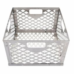 Charcoal Basket - Stainless Steel Firebox for Combo Grill &