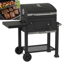 Charcoal Grill Outdoor Patio Cooking BBQ Barbecue Smoker Gar