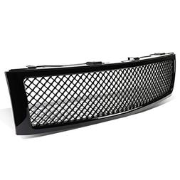 For Chevy Silverado 1500 GMT900 ABS Plastic Mesh Style Front