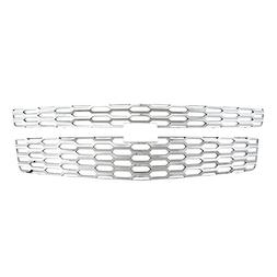 Chrome Grill Overlay Insert for 15-19 Chevy Tahoe Suburban -