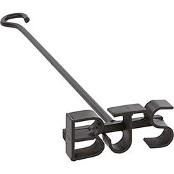 BBQ Fans Classic Monogram Branding Iron for Steak, Buns, Woo