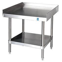 Commercial Stainless Steel Equipment Grill Stand 24x24