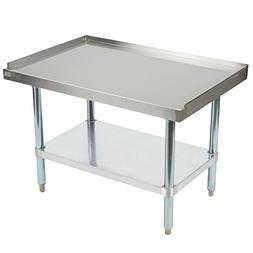 Commercial Stainless Steel Equipment Grill Stand 24x36