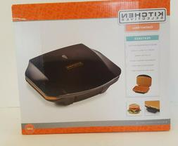 Kitchen Selectives Contact Grill Indoor Grill CG-40CP