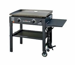 Blackstone 28 inch Outdoor Flat Top Gas Grill Griddle Statio