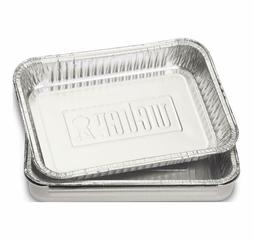Weber - Disposable Aluminum Foil Grill Drip Pan Cooking Acce