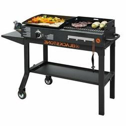 Duo Griddle and Charcoal Grill Combo 1 Bunner Blackstone BBQ