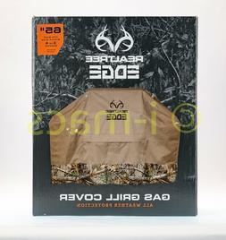 Realtree Edge Gas Grill Cover, Durable and Water Resistant,