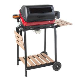 Easy Street Electric Cart Grill with two folding, composite-