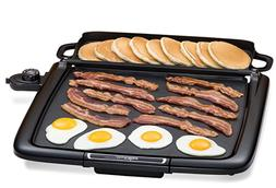 ELECTRIC GRIDDLE Pancake Presto Countertop Indoor Kitchen Co
