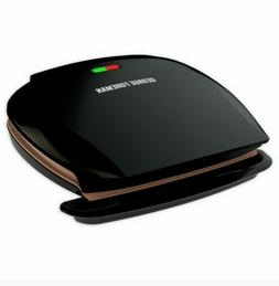 George Foreman Electric Indoor Grill and Panini - 5 Serving