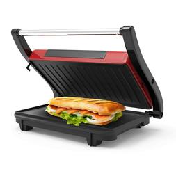 Electric Sandwich Maker Panini Press Grill Compact Nonstick