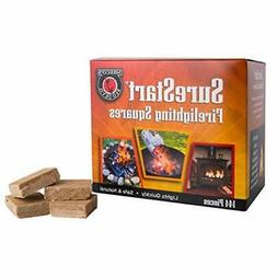 Fire Starting Cubes BEST for Camping / Charcoal Grill / Fire