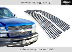 APS Stainless Steel 304 Billet Grille Grill Custome Fits 200