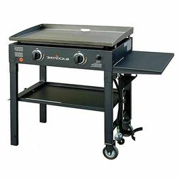 Blackstone Flat Top Grill 28 in. 2-Burner Griddle Cooking St