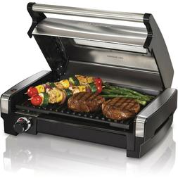 Free  Ship Hamilton Beach Electric Indoor Searing Grill 2536