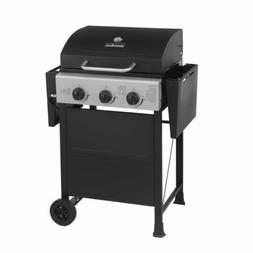Master Cook Gas Grill 3 Burners Propane Grill  BBQ Barbecue