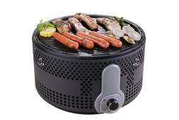 Gourmia GBQ330 Portable Charcoal Electric BBQ Grill - Great