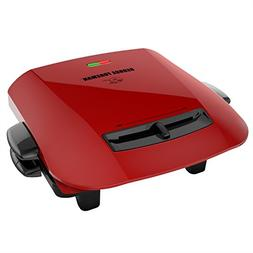 George Foreman GRP2841R 5-Serving Removable Plate Grill with