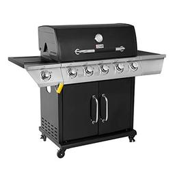Royal Gourmet GG5301S 5 Propane Gas Grill with Side Burner,6