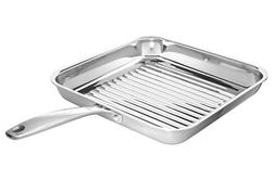 """OXO® Good Grips Cookware Stainless Steel Pro 11"""" Square"""