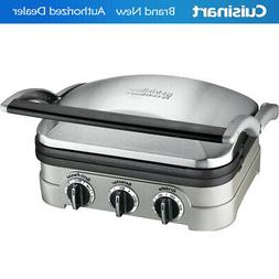 Cuisinart GR-4N Multifunctional Griddle, Grill and Panini Pr