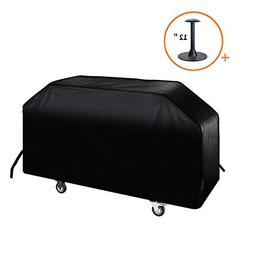 iCOVER 36 inch Griddle Cover-600D Water Proof Canvas Flat To