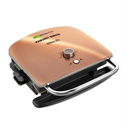 George Foreman Grill & Broil, 6-in - 1 Electric Indoor, Broi