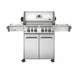Napoleon Grills Prestige 500 Propane Gas Grill, Stainless St