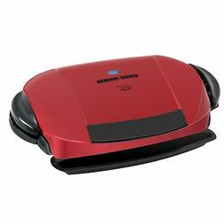 George Foreman GRP0004R 5 Serving Removable Plate Grill, 1 e