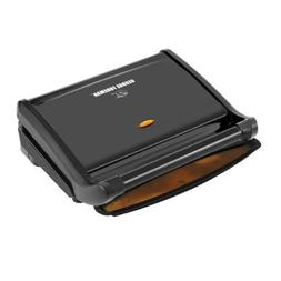 George Foreman GRV80B 5-Serving Classic Plate Grill