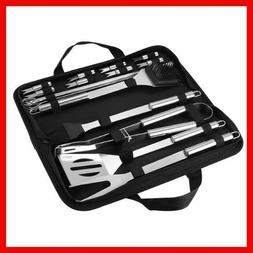 Home BBQ Grill Tool Set Stainless Steel Barbecue Grill Acces