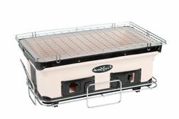 hotspot rectangle yakatori charcoal grill japanese design