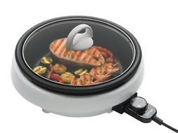 Aroma Housewares ASP-137 3-in-1 3-Quart Super Pot with Grill