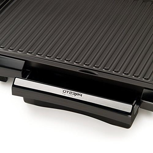 Presto 09020 Cool Electric Indoor Grill