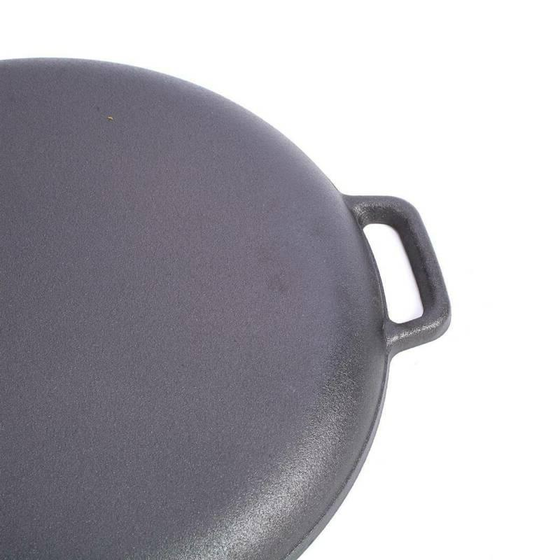 14 Pizza Round Non Stick Skillet Cooking Grilling