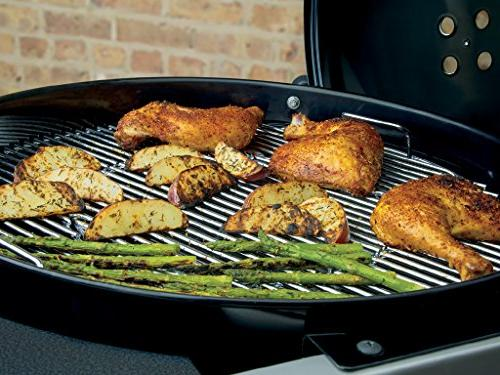 Weber 15301001 Grill, 22-Inch,