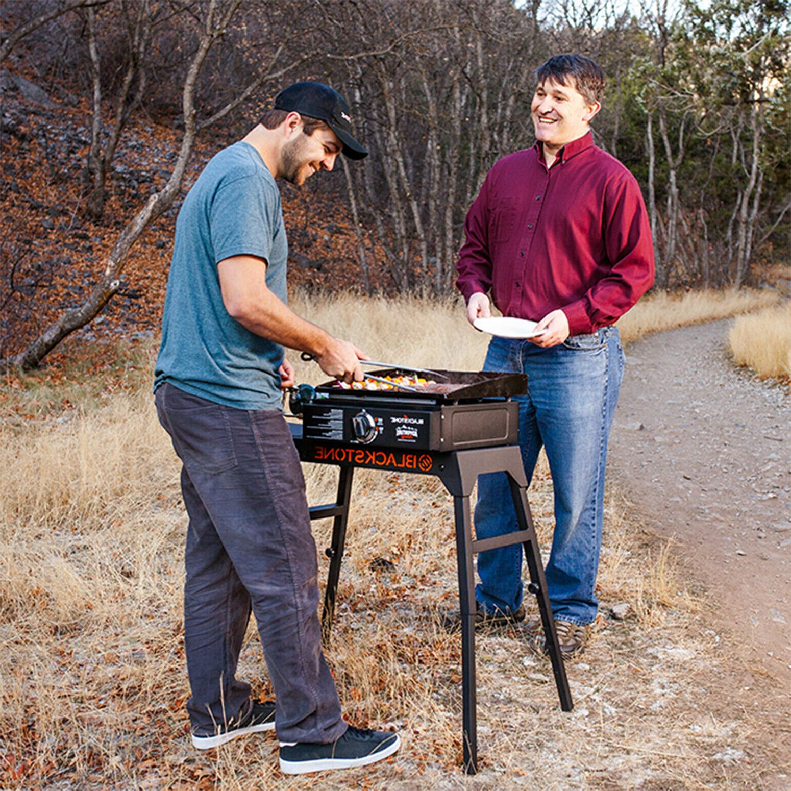 Blackstone In Top Portable Grill Stainless Steel