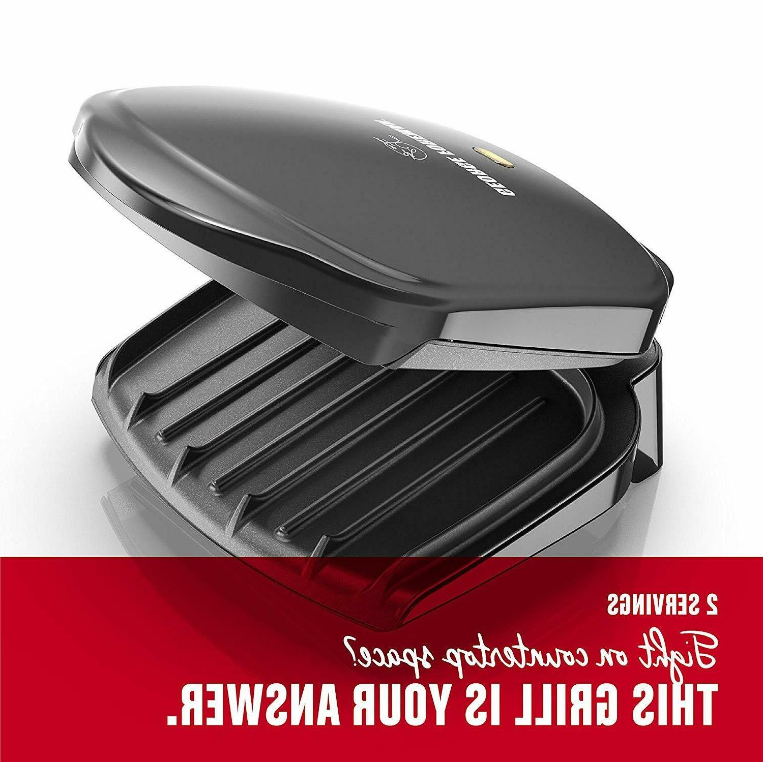 George 2-Serving Classic Indoor Grill,