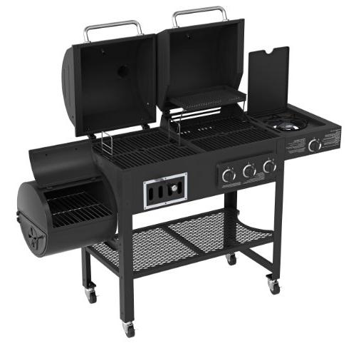 Smoke Hollow 3500 Combination with Side Grill