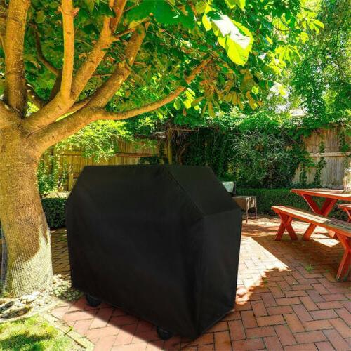 "BBQ Gas Grill Cover 57"" 67"" Barbecue Patio Protection Waterp"