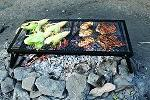 """Camp Chef Lumberjack Over Fire Grill 18""""x36"""""""