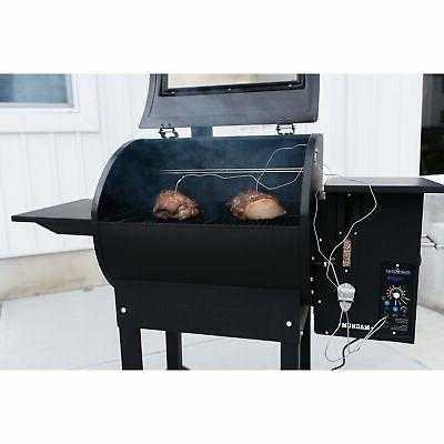 Camp Chef Magnum Wood Grill & Black