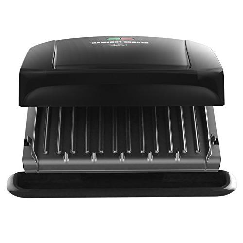 George Plate Grill and Press, Black, GRP1060B