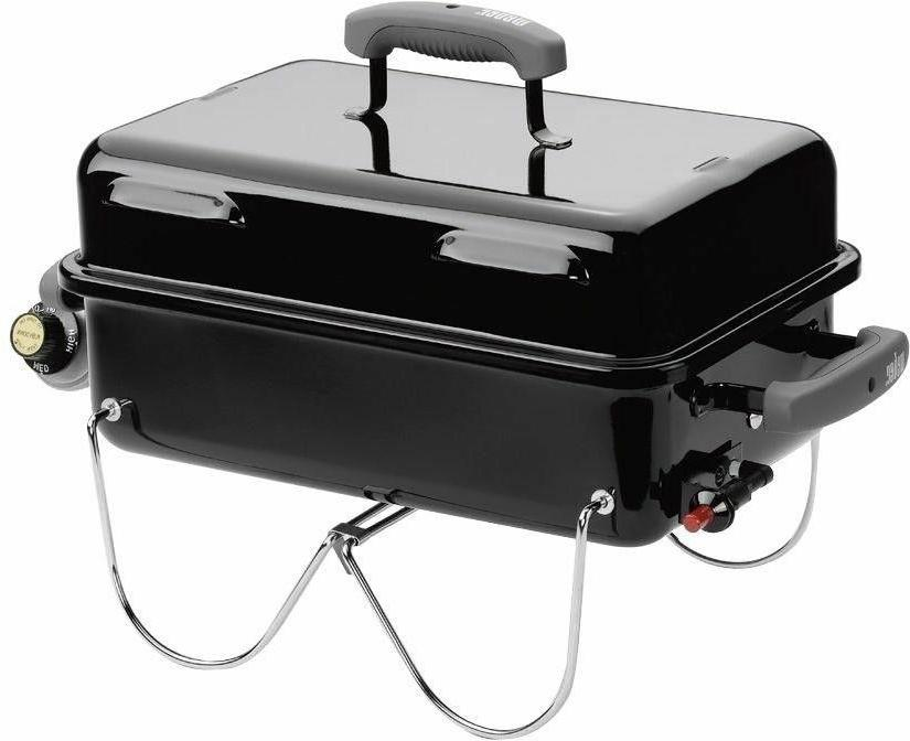 WEBER Portable Propane Gas in 9257