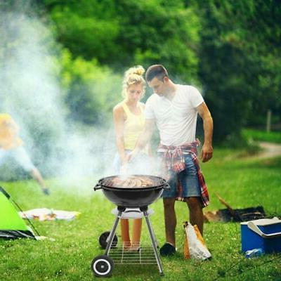 Barbecue Outdoor Portable Charcoal Grill Stainless Patio