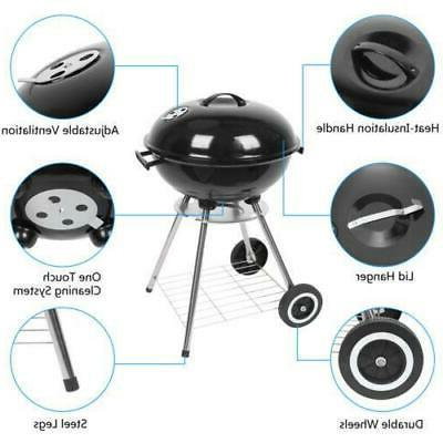 Barbecue Grill Stainless Steel Stove Patio Camping