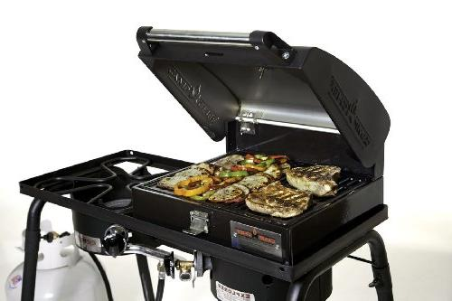 """Camp Chef Barbecue Box, fits Flame 14"""" Stoves"""