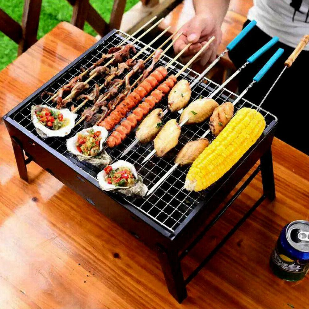 BBQ Barbecue Portable Camping Outdoor Cooking