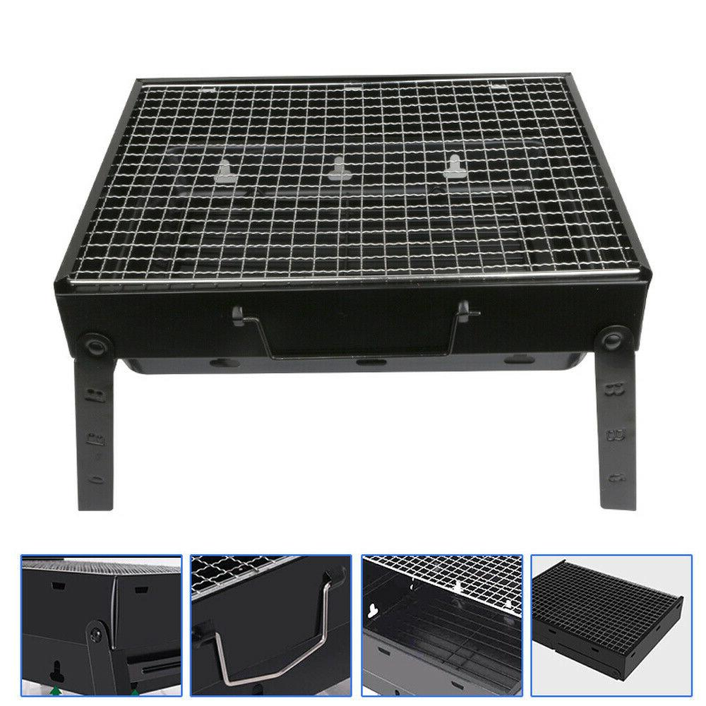 BBQ Barbecue Grill Portable Stove Camping Outdoor